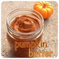 pumpkin spiced butter