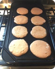 lets make pancakes