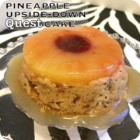 pineapple upside down quest cake